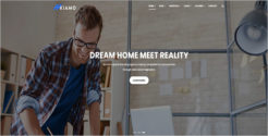 High-Quality Corporate Drupal 8 Theme