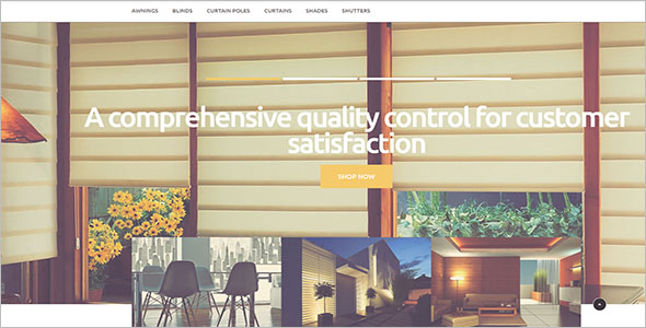 High Quality Furniture Magento Theme