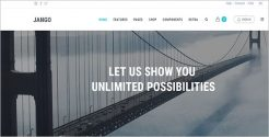 Highly Flexible Drupal 7 & 8 Theme