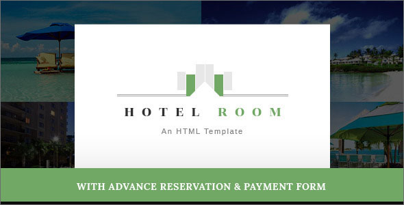 Hotel & Travel HTML Template