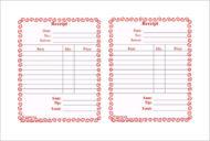 Indian Restaurant Bill Format