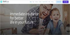 Insurance Consultation WordPress Theme