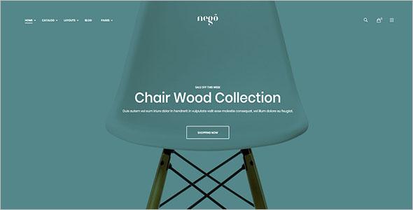 Interior Furniture Blog Theme