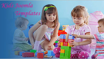 Kids Joomla Templates