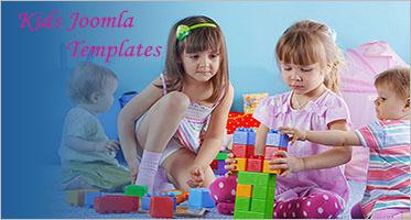 Kids Joomla Templates