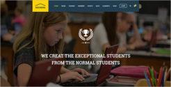 Kids Schooling Joomla Template