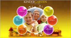 Kindergarten Website Templates