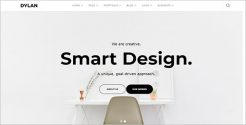 Landing Page Theme For Drupal 8.5
