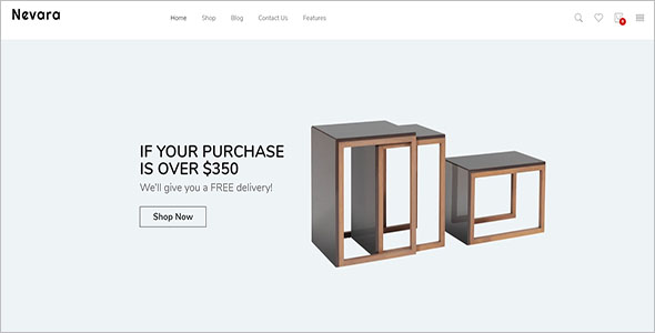 Latest Furniture Blog Theme