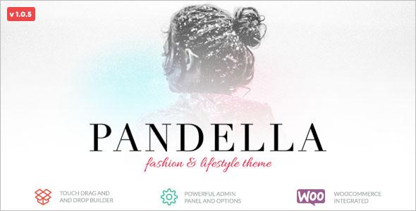 Lifestyle Fashion Blog Theme