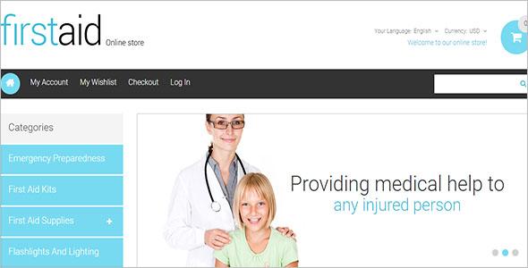 Magento Health Theme
