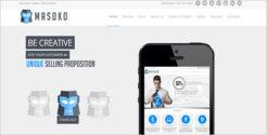 Marketing Business Joomla Template