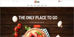 Minimalist Woo Commerce WordPress Theme
