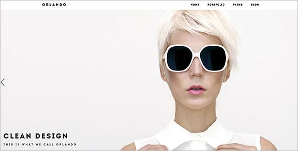 Minimalistic Agency & Portfolio Joomla Template