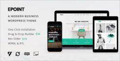 Modern Business WordPress Themes