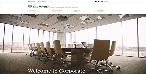 Modern Business WordPress Theme Nulled