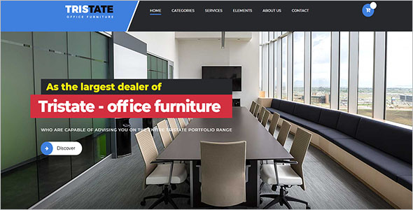 Modern Furniture Magento Theme