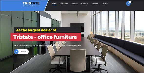 Modern Furniture Magento Theme