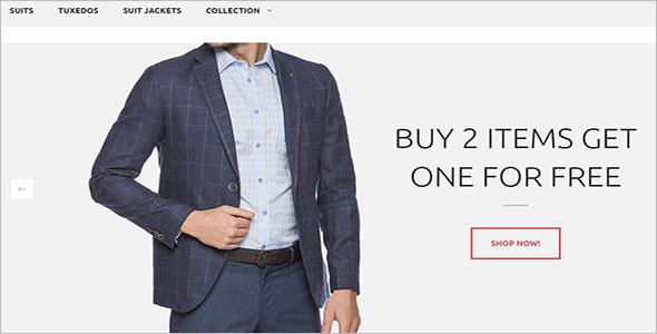 Modern Retail Magento Theme