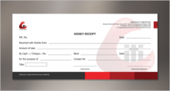 Money Receipt Templates