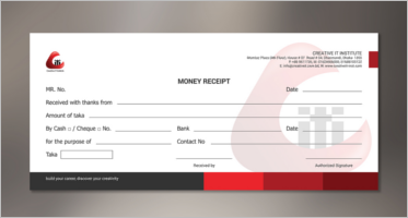 Money Receipt Templates
