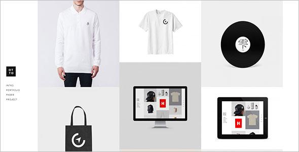 Multi-Concept Portfolio Joomla Template