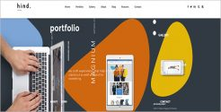 Multi-Concept Portfolio WordPress Theme