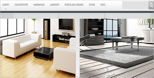 Multi Furniture Magento Theme