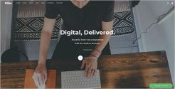 Multi Purpose Agency WordPress Theme