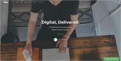 Multi Purpose Agency WordPress Theme