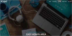 Multipage WordPress Theme