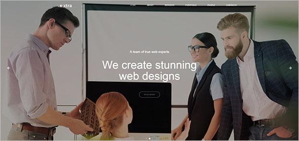 Multiple App Landing Page Template