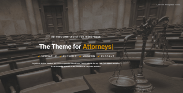Multiple Law Firm Website Template