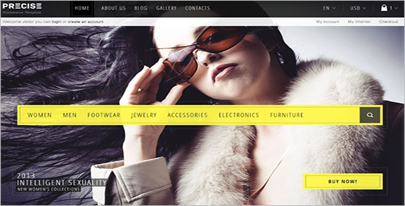 Multipurpose Art Store Magento Theme