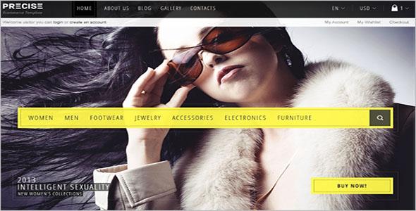 Multipurpose Art Store Magento Theme