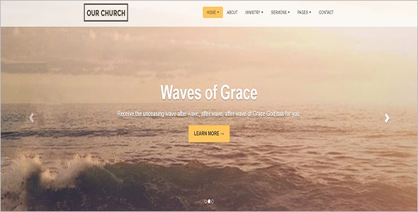 Multipurpose Charity WordPress Theme