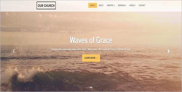 Multipurpose Charity WordPress Theme