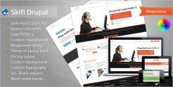 Multipurpose Drupal Bootstrap Template