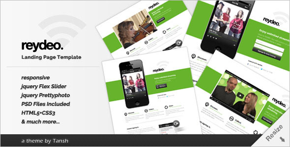 Multipurpose HTML Page Template