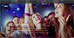 Music Party Joomla Template