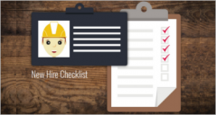 New Hire Checklist Templates