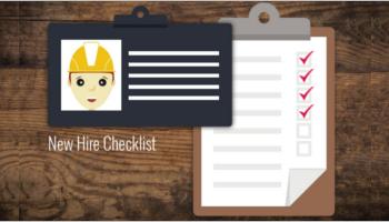 New Hire Checklist Templates