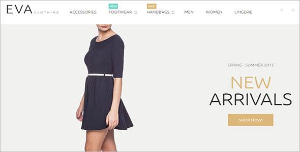 New Retail Magento Theme