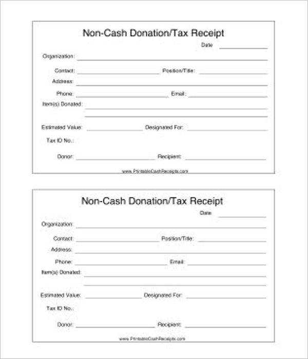 Nonprofit Budget Worksheet Template