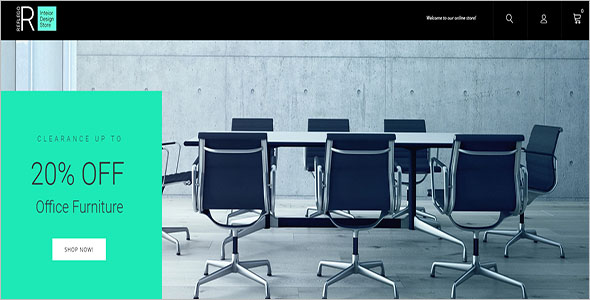 Office Furniture Magento Theme
