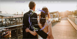 Official Wedding Event Joomla Template