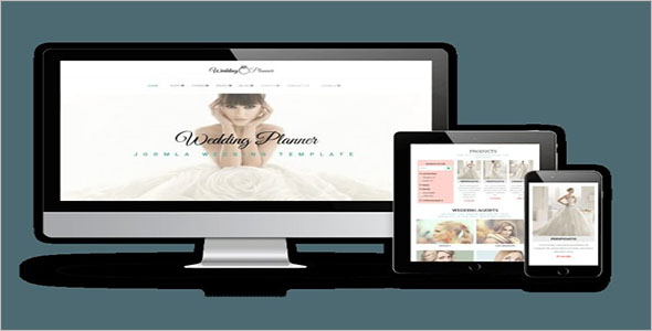 One Page Wedding VirtueMart Theme