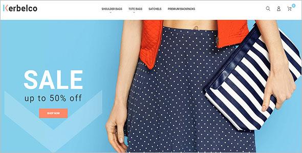 Online Fashion Magento Theme