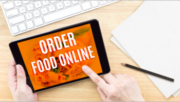Online Food Ordering Website Templates