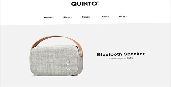 Online Retail Bootstrap Template